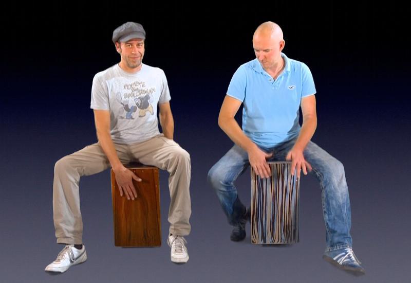 Sonor Cajons Tineo / Listado und Cajonpad