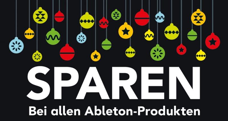 Ableton LIVE 8 Special und kostenloses LIVE 9 Update