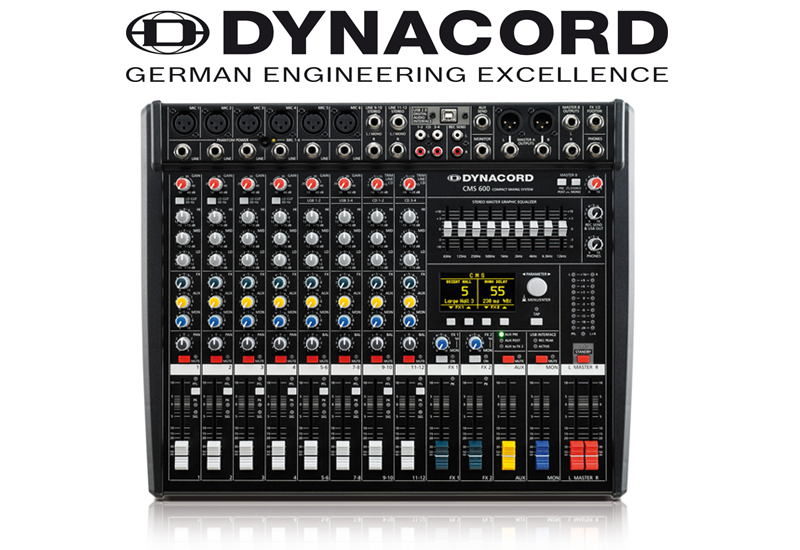 Dynacord CMS 600-3 Mixer