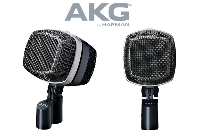 AKG D12 VR Bass-Drum Mikrofon