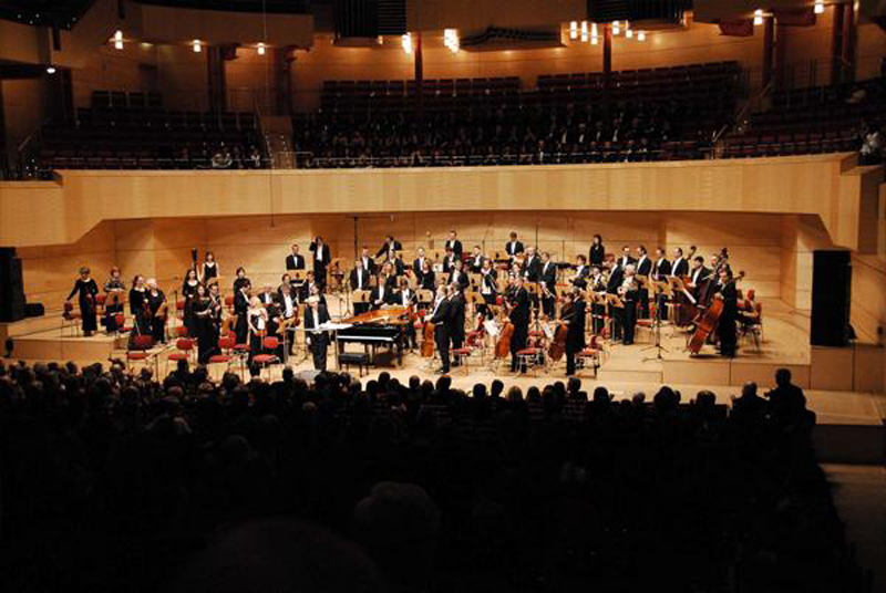 Sinfonieorchester Çukurova gastiert im November 3 mal in NRW