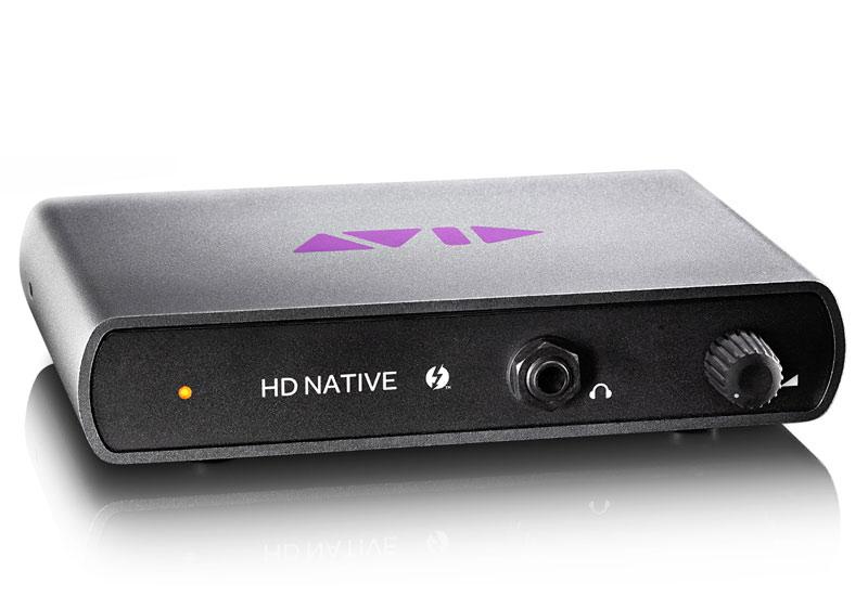 Avid stellt neues Venue HD-System und ein Thunderbolt Audiointerface vor