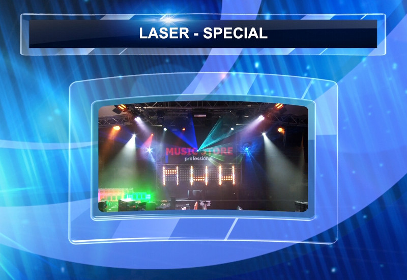 LASER Special – Wissenswertes über Showlaser und deren Verwendung
