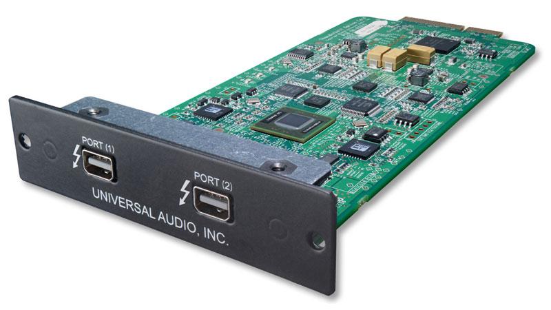 Universal Audio Apollo Thunderbolt-Erweiterung