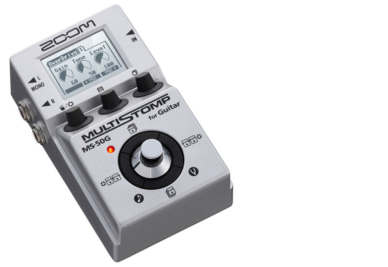 Zoom MS-50G Multi-Stomp