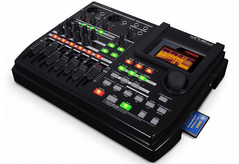 FOSTEX MR-8 MK II Digital Recorder zum halben Preis