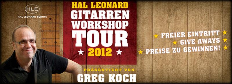 Hal Leonard Gitarren Workshop