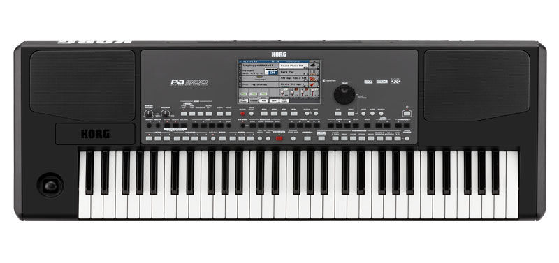 Korg Entertainment-Keyboards
