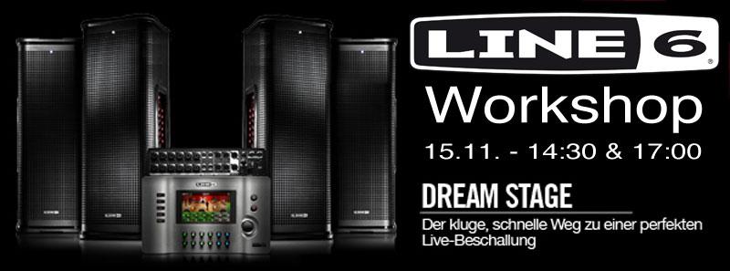 Line 6 StageScape Workshop