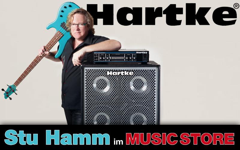 Stu Hamm Bass Workshop