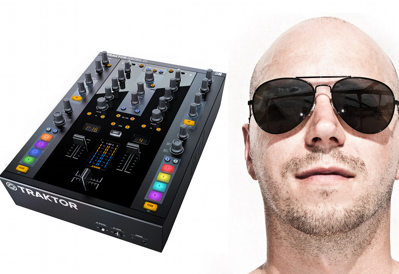 Native Instruments TRAKTOR KONTROL Z2 im Profi-Test