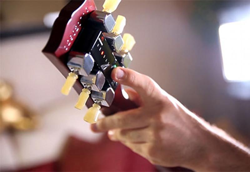 Automatisches Tuning-System von GIBSON Min-ETune