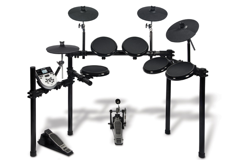 NAMM SHOW 2013 – Alesis stellt neues DM7X E-Drum Set vor