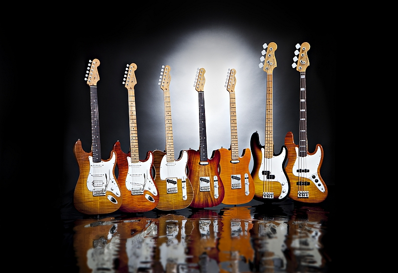 FENDER Select Series 2013 Guitars & Basses