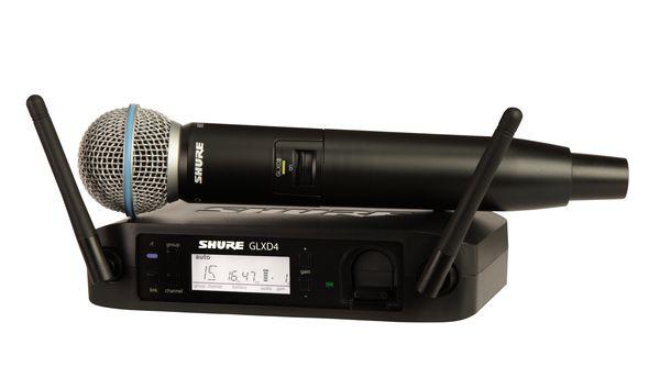 NAMM 2013 – Shure zeigt neue Funkstrecke