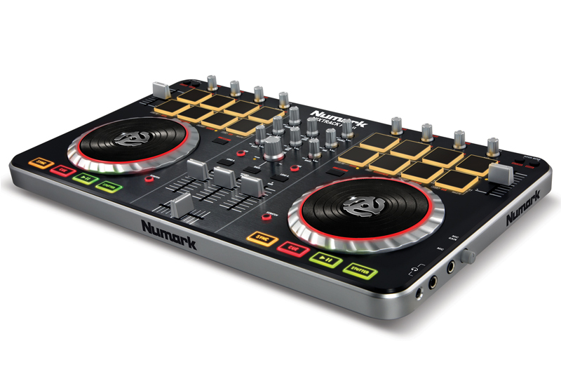 NAMM SHOW 2013 – NUMARK präsentiert MIXTRACK PRO II DJ-Controller