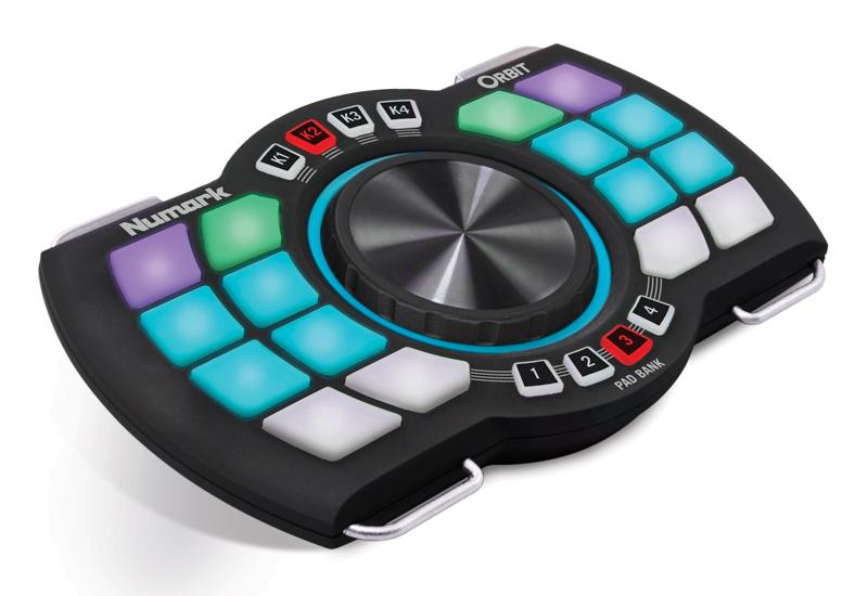 """NAMM SHOW 2013 – NUMARK stellt mobilen DJ-Controller """"ORBIT"""" vor"""
