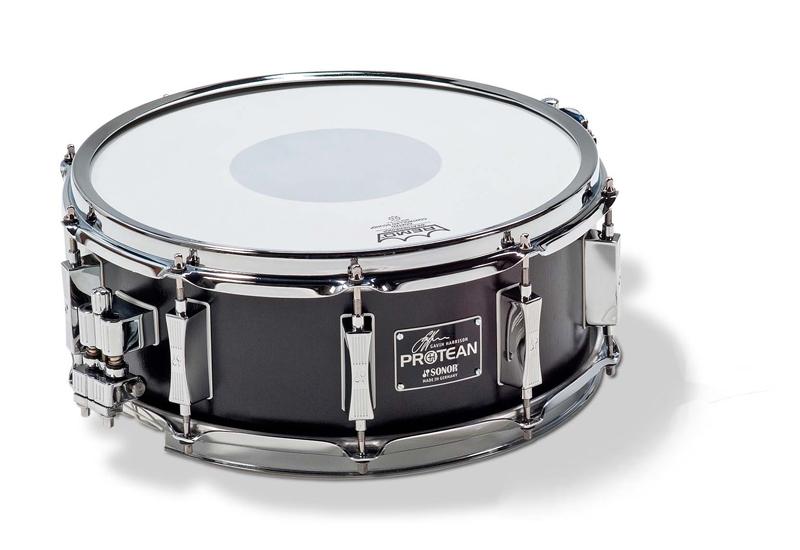 NAMM SHOW 2013 – Gavin Harrison Signature Snare Drums von SONOR