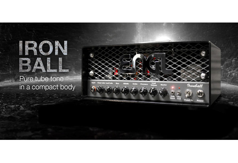 ENGL E606 Ironball Head