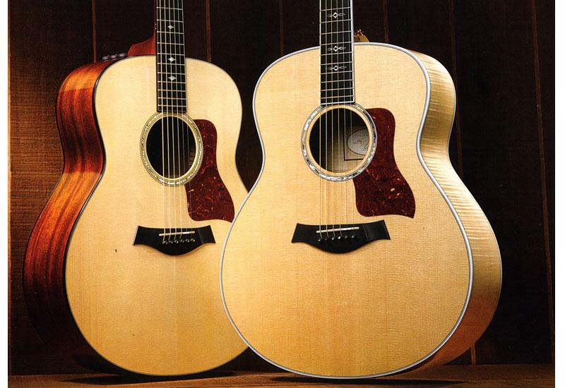 NAMM 2013 – Neues von Taylor Guitars