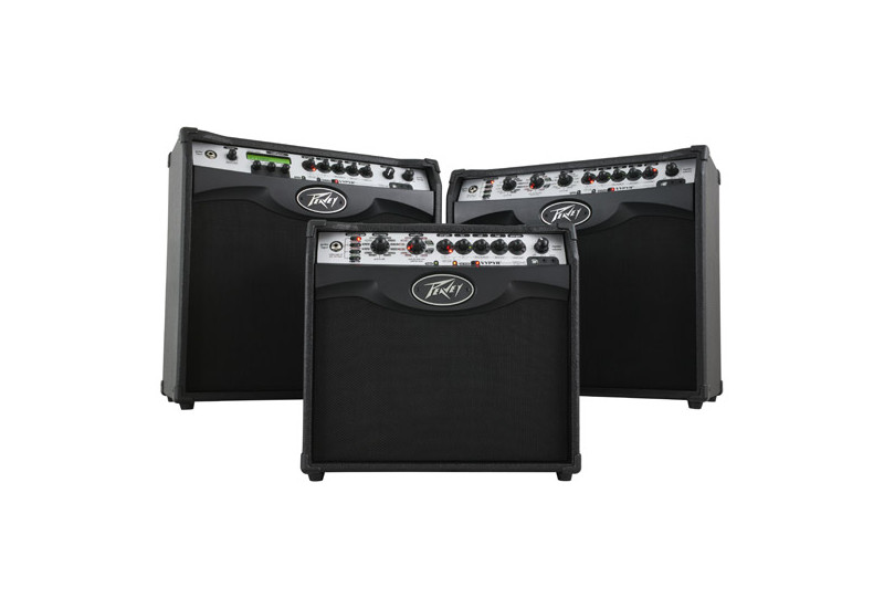 NAMM Show 2013 – PEAVEY zeigt die VYPYR Amps VIP Serie