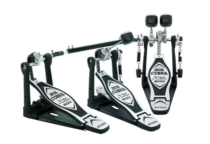 TAMA IRON COBRA HP600 Einzel- und Doppelpedal