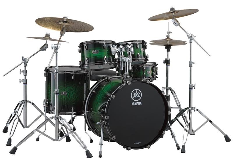 YAMAHA Live Custom Drums