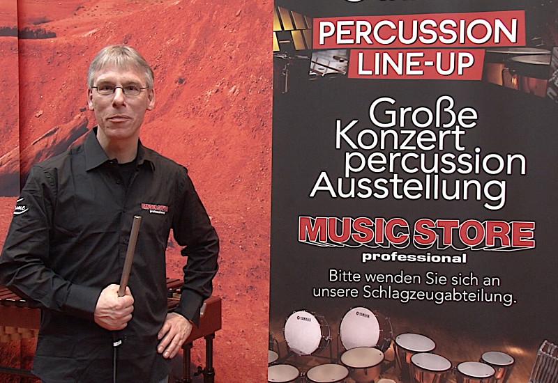 Kennen Sie bereits unsere Konzert Percussion Ausstellung?