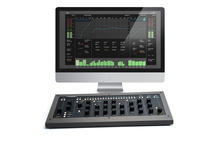 Musikmesse 2013 – Softube Console One