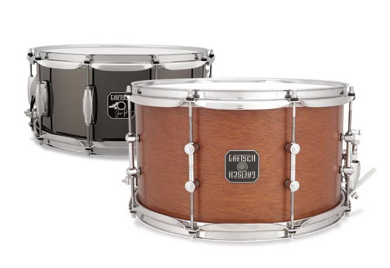 MUSIKMESSE 2013 – Neue Snare Drums von Gretsch
