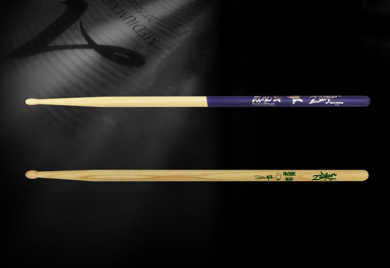 MUSIKMESSE 2013 – Neue Signature Stick Modelle von Zildjian