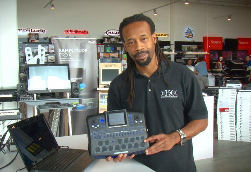 Beat Kangz Electronics präsentiert neue Sound Paks für den Beat Thang