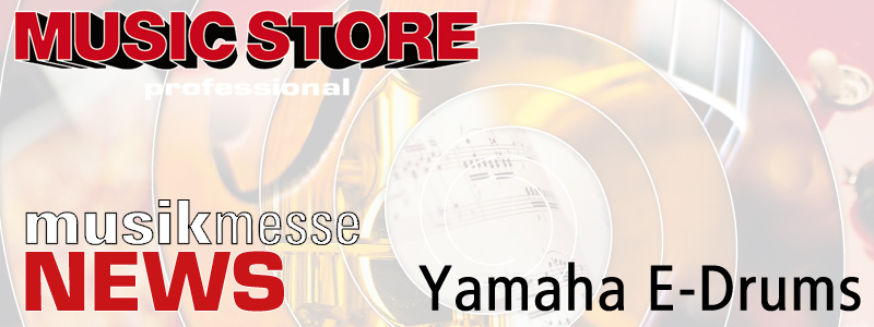 Yamaha E-Drum News