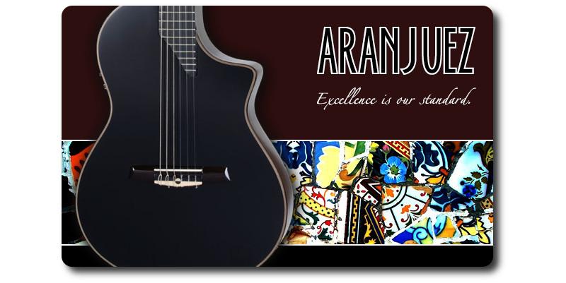 ARANJUEZ Gitarren – brillanter und voller Klang, der überzeugt