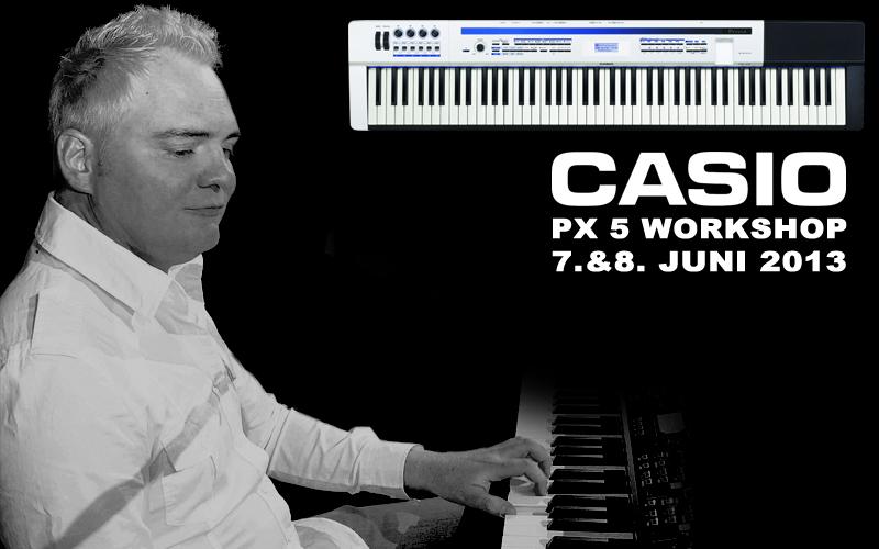 Casio PX 5 Workshop
