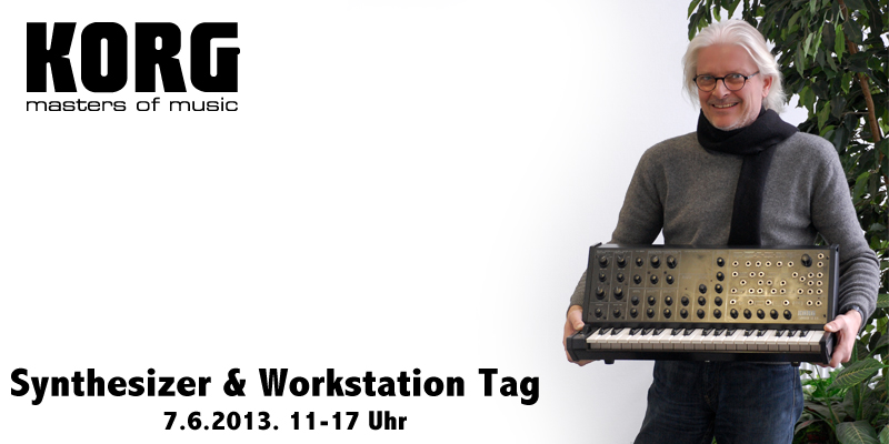 KORG Synthesizer & Workstation Tag