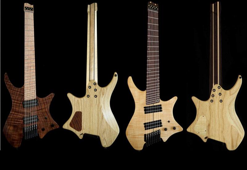Strandberg Guitarworks Production Models are coming soon!!!