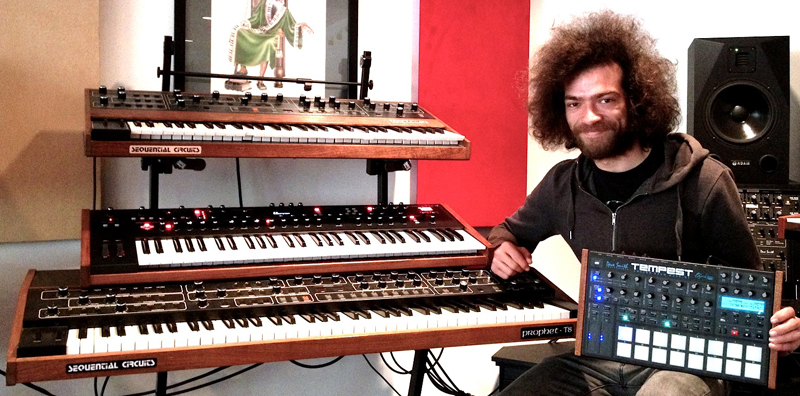 Dave Smith Instruments Prophet 12 Synthesizer Workshop