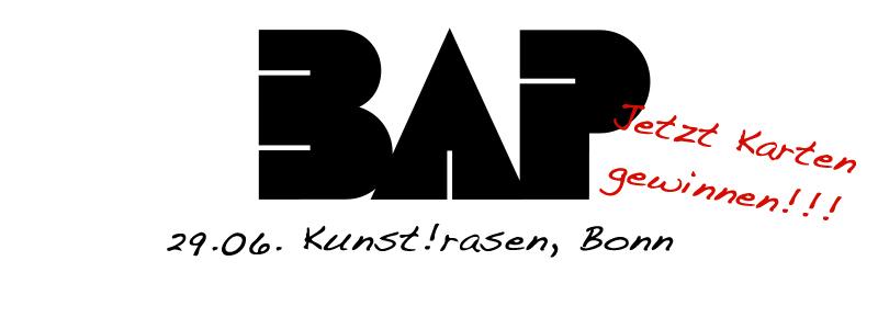 BAP – Tour 2013 Gewinnspiel