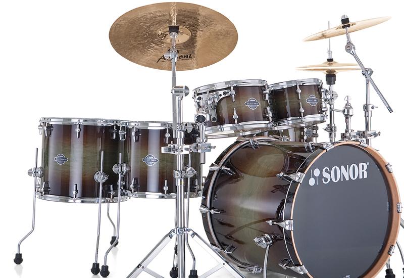 Ab sofort: alle SONOR SELECT FORCE – Drumsets über 10% billiger