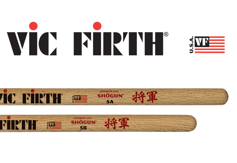 VIC FIRTH SHōGUN® Drumsticks