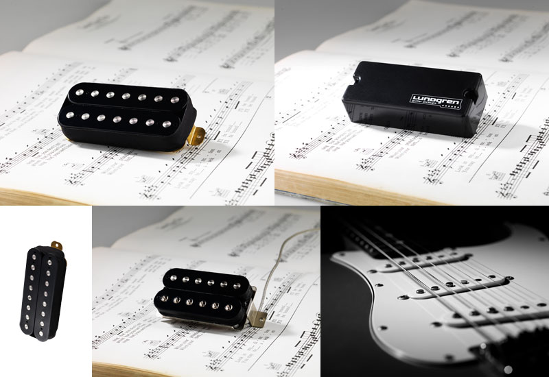Sweden's Finest – Lundgren Guitar Pickups
