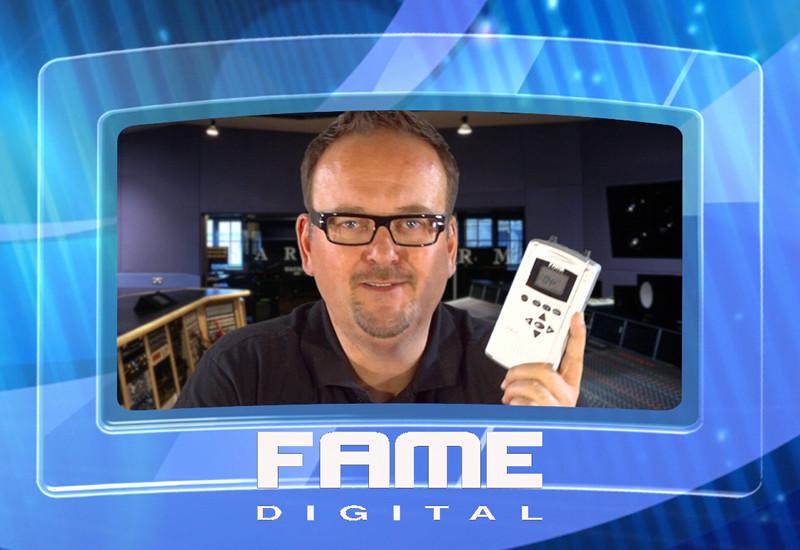 Mobil aufnehmen in CD-Qualität für 66,- Euro