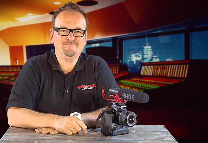 RODE Videomic Rycote: Profi-Ton für DSLR-Kameras
