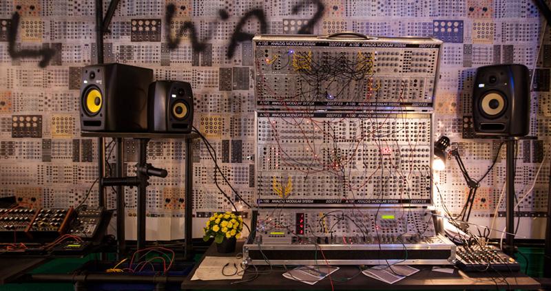 Doepfer Day am 15.10.2013 im Fachbereich Synthesizer bei Music Store