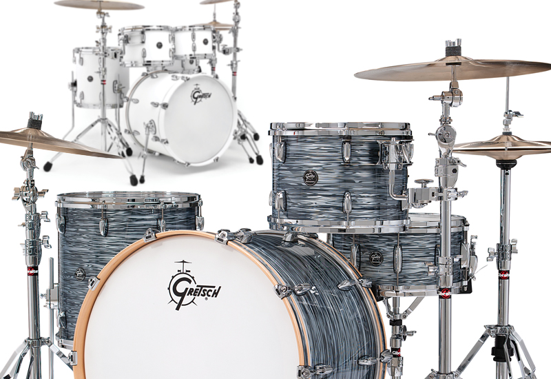 GRETSCH Renown Maple Shellset 2013