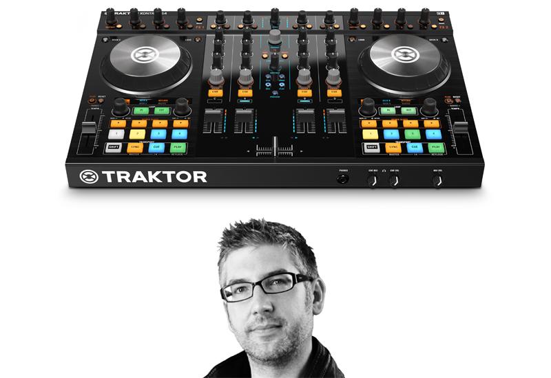 KONTROL IT ALL TOUR – Traktor Workshop im Music Store am 4.10.13