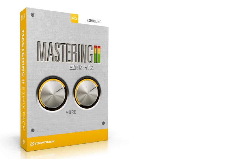 EZmix-2-Erweiterung Mastering II