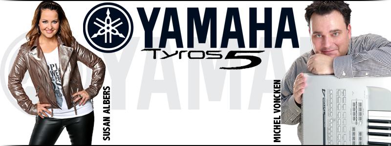 Das brandneue YAMAHA-Flaggschiff