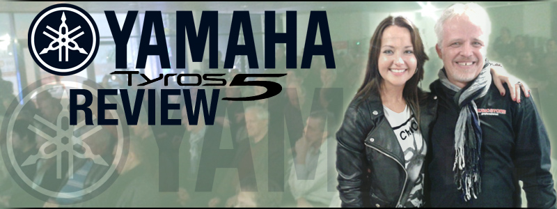 Yamaha Tyros 5 Review